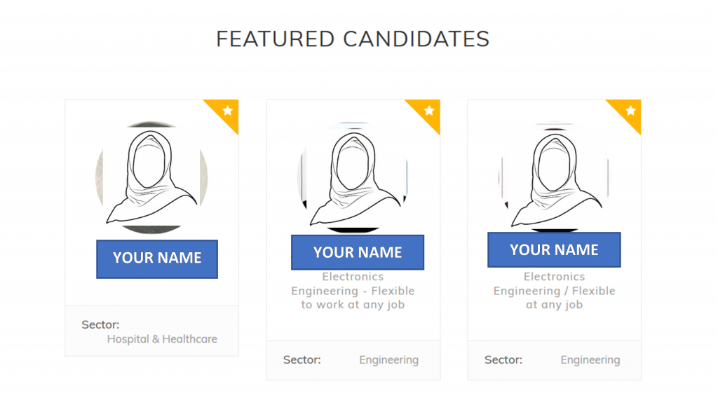 Featured Candidates JFN