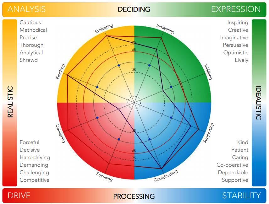 Prism Team Maps high profile